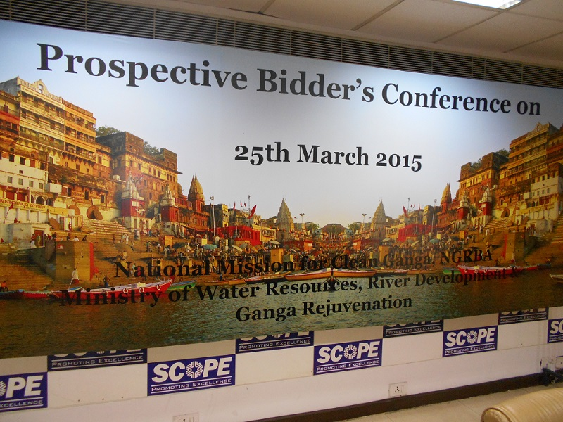 Prospective Bidder Conference on 25th March 2015